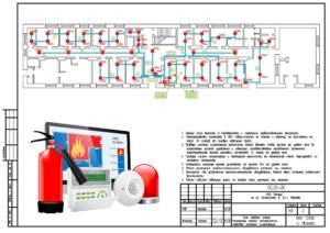 проектирование противопожарной безопасности слайд