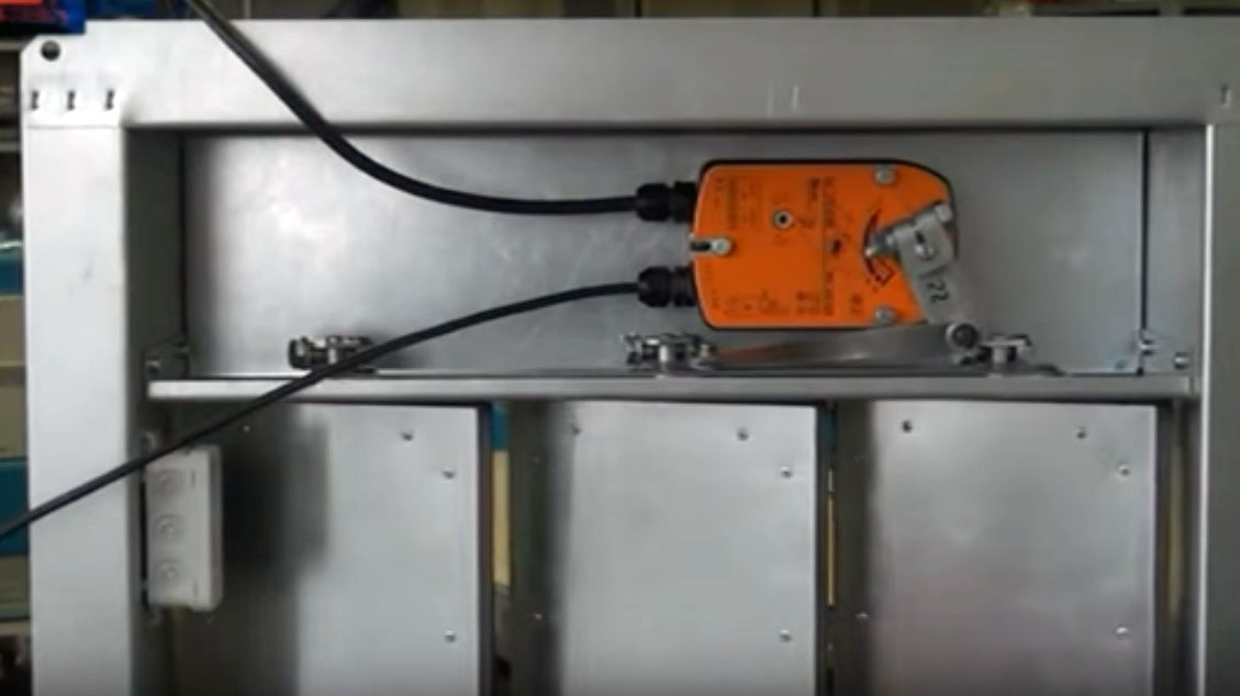 Автоматизация противопожарной защиты здания (АППЗ)